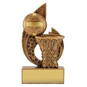 Netball Trophy 32491C - Trophy Land