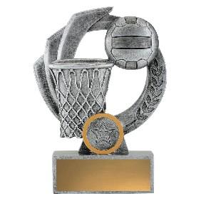 Netball Trophy 32537C - Trophy Land