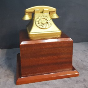 D Print Gallery 3D Telephone Trophy - Trophy Land