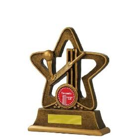 Cricket Trophy 587-1A - Trophy Land