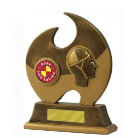 Lifesaving Trophy 587-4B - Trophy Land