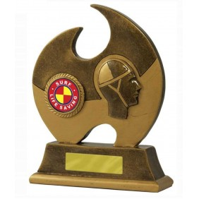 Lifesaving Trophy 587-4C - Trophy Land