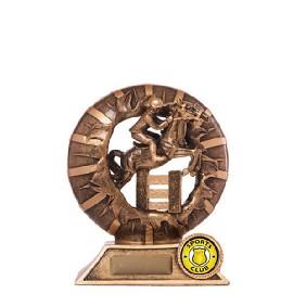 Equestrian Trophy 595-29A - Trophy Land