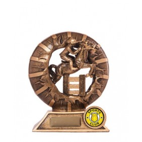 Equestrian Trophy 595-29B - Trophy Land