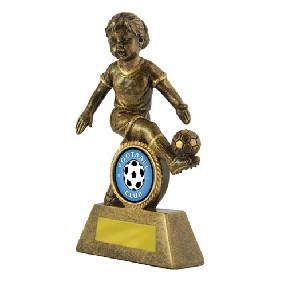 Soccer Trophy 601G-9F - Trophy Land