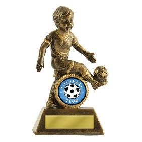 Soccer Trophy 601G-9M - Trophy Land