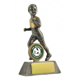 Track And Field Trophy 601S-17F - Trophy Land