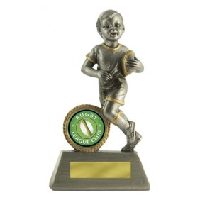 Football Trophy 601S-6 - Trophy Land