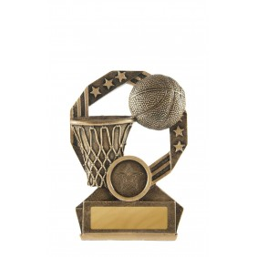 Basketball Trophy 611-7A - Trophy Land
