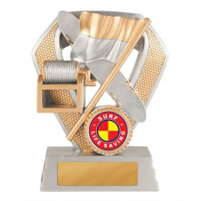 Lifesaving Trophy 616-4C - Trophy Land