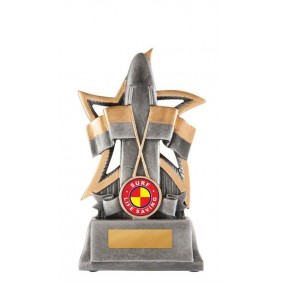 Lifesaving Trophy 628-4A - Trophy Land