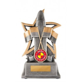 Lifesaving Trophy 628-4B - Trophy Land