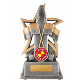 Lifesaving Trophy 628-4C - Trophy Land