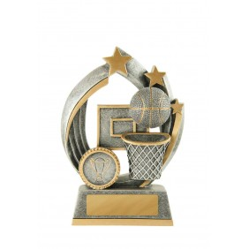 Basketball Trophy 632-7B - Trophy Land