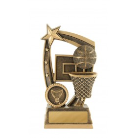 Basketball Trophy 633-7B - Trophy Land