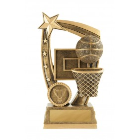 Basketball Trophy 633-7C - Trophy Land