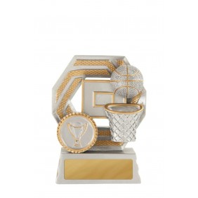 Basketball Trophy 634-7A - Trophy Land