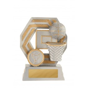 Basketball Trophy 634-7B - Trophy Land