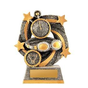 Swimming Trophy 648-2B - Trophy Land