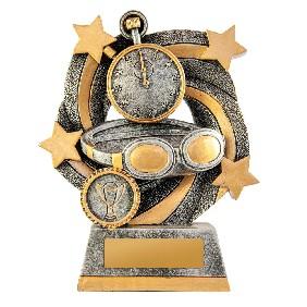 Swimming Trophy 648-2C - Trophy Land