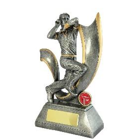 Cricket Trophy 727-1BOWD - Trophy Land