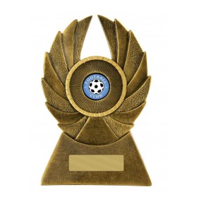 Soccer Trophy 729-GC - Trophy Land