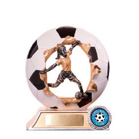 Soccer Trophy 735A-9F - Trophy Land