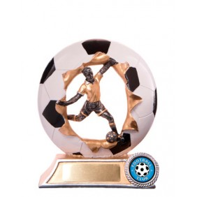 Soccer Trophy 735A-9M - Trophy Land