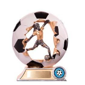 Soccer Trophy 735B-9F - Trophy Land