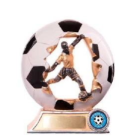 Soccer Trophy 735B-9M - Trophy Land