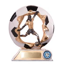 Soccer Trophy 735C-9F - Trophy Land