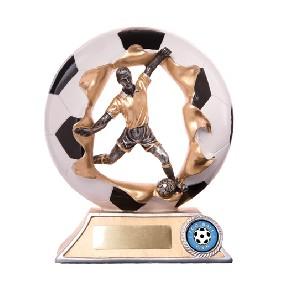 Soccer Trophy 735C-9M - Trophy Land