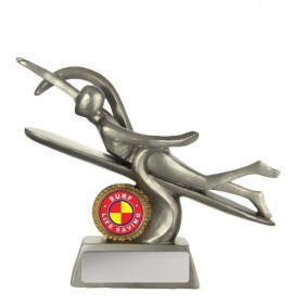 Lifesaving Trophy 742-4A - Trophy Land