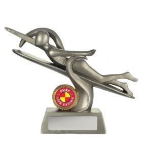 Lifesaving Trophy 742-4B - Trophy Land