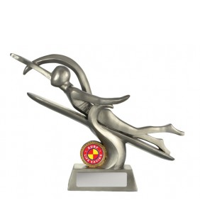 Lifesaving Trophy 742-4C - Trophy Land