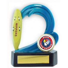 Lifesaving Trophy 744-4 - Trophy Land