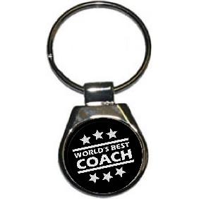 Key Rings A09020-Coach - Trophy Land