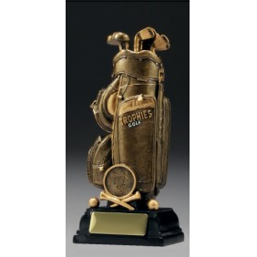 Golf Trophy A1020A - Trophy Land