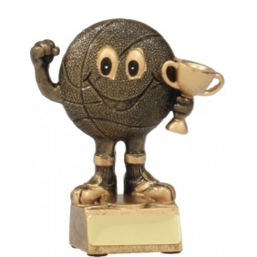 Basketball Trophy A1160A - Trophy Land