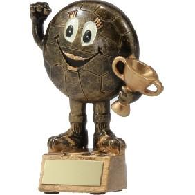Netball Trophy A1191A - Trophy Land