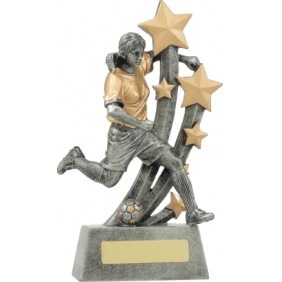 Soccer Trophy A1320C - Trophy Land