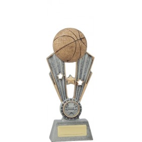 Basketball Trophy A1402A - Trophy Land