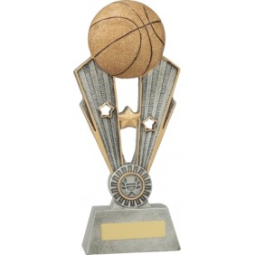 Basketball Trophy A1402D - Trophy Land