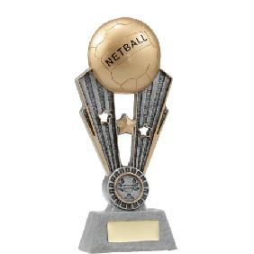 Netball Trophy A1403B - Trophy Land