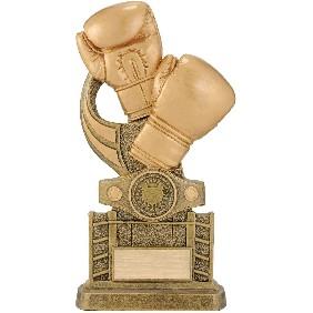 Boxing Trophy A1893C - Trophy Land