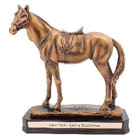 Equestrian Trophy A1902 - Trophy Land