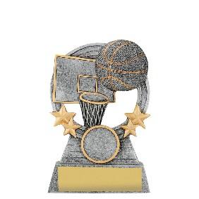Basketball Trophy A1934A - Trophy Land