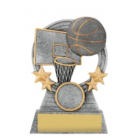 Basketball Trophy A1934B - Trophy Land
