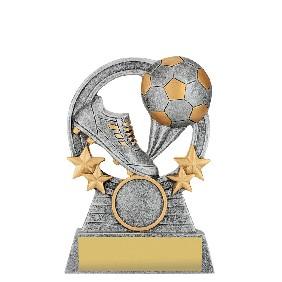 Soccer Trophy A1938A - Trophy Land