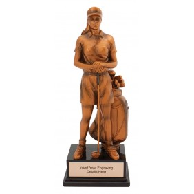 Golf Trophy A1942 - Trophy Land